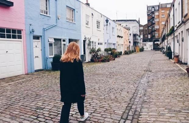 London mews 1